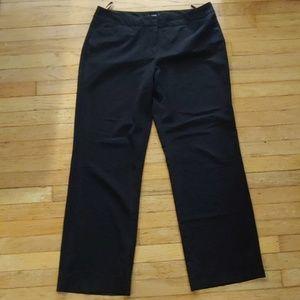 Alfani women's size 14 dress pants